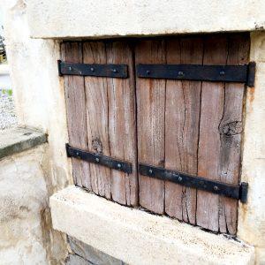 モルタル造形 古木風